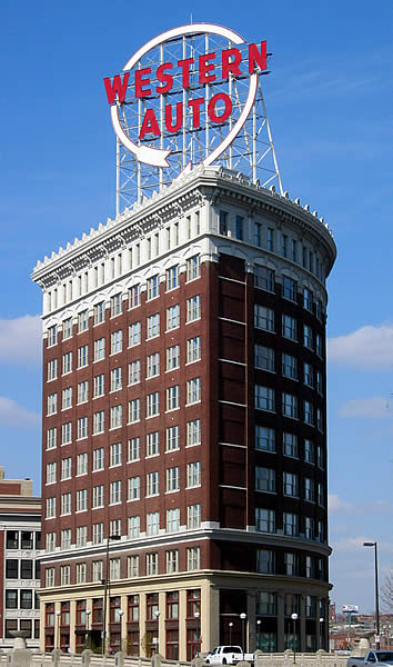 Western Auto Lofts Building (Kansas City, MO)